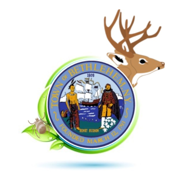 Bethlehem Committee on Deer and Ticks logo